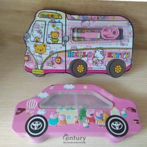 xe bus và taxi